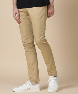 【WEB Limited】Gabardine Stretch スキニーテーパードチノ